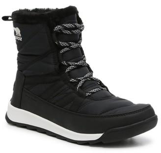 Sorel Whitney II Short Lace Snow Boot