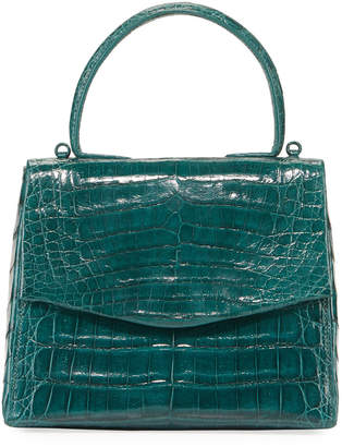 Nancy Gonzalez Mini Lolita Crocodile Top Handle Bag