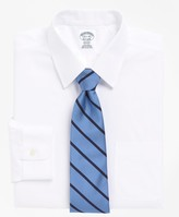 Brooks Brothers Regent Fitted Dress Shirt, Non-Iron Point Collar