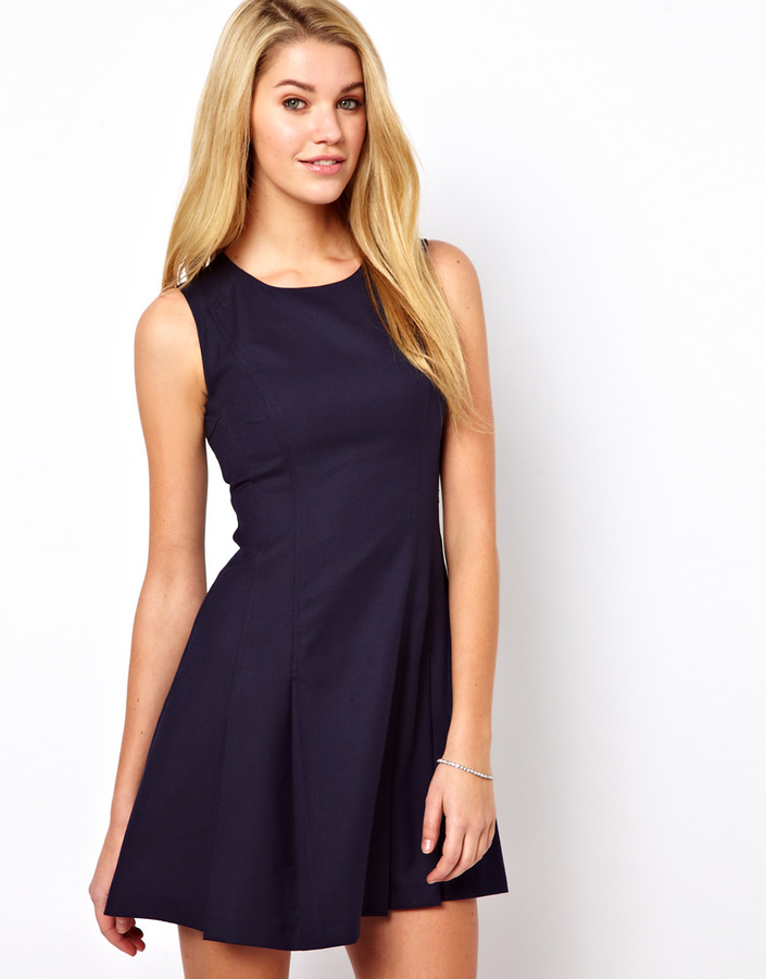 Oasis Fit & Flare Dress