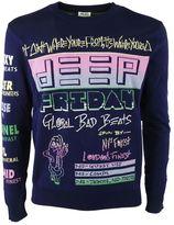 Kenzo Graphic Pattern Sweatshirt
