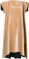 MM6 MAISON MARGIELA loose fit dress - women - Polyester/Spandex/Elastane - 42