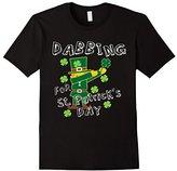 Dabbing For St. Patricks Day Shirt Kids Boys Girls Toddlers