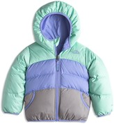 The North Face Girls' Moondoggy Reversible Down Jacket - Sizes 2T-6