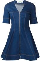 Stella McCartney Front Zip Detail Dress