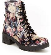UNIONBAY Union Bay Allie Womens Combat Boots