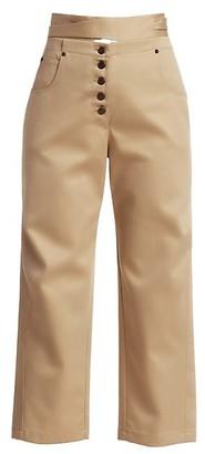 TRE by Natalie Ratabesi Nemesis Wide-Leg Trousers