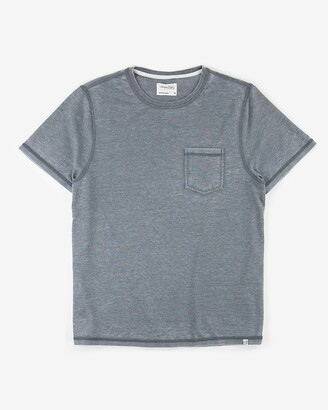 Express Sovereign Code Short Sleeve Crew Neck T-Shirt