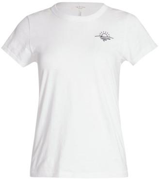 Rag & Bone Sunset Pima Cotton T-Shirt