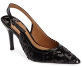 J. Renee Women's Chinaetta Slingback Pump