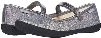 Naturino Pavia AW20 (Toddler/Little Kid/Big Kid) (Silver) Girl's Shoes
