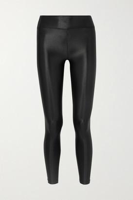 Koral Lustrous Stretch Leggings - Black