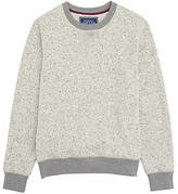 Joules Heyday Crew Neck Sweater, Pebble Grey
