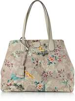 Alviero Martini Medium Oriental Garden Shoulder Bag