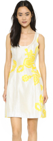 Prabal Gurung Printed Silk Dress