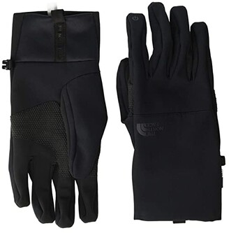 The North Face Apex Etip Gloves (TNF Black) Extreme Cold Weather Gloves