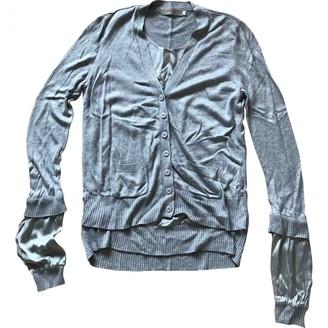 Preen Grey Viscose Knitwear