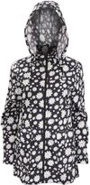 Brave Soul Womens/Ladies Daisy Print Showerproof Full Zip Jacket