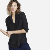 Everlane The Silk Round Collar