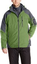Free Country Men's Waterproof Stretch 3-In-1 Systems Jacket with Puffer Inner