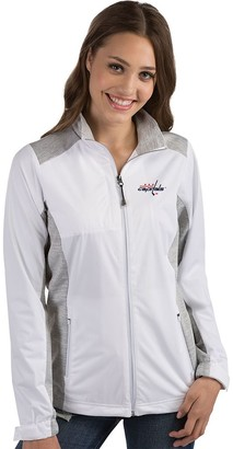 Antigua Women's Washington Capitals Revolve Jacket