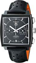 Tag Heuer Men's CAW211M.FC6324 Analog Display Automatic Self Wind Watch