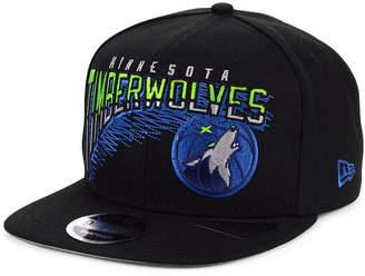 New Era Minnesota Timberwolves Whammy 2.0 9FIFTY Cap