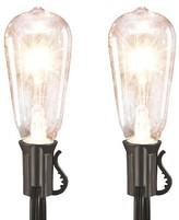 Smith & Hawken 10Lt Filament Bulb String Lights