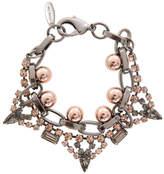 Joomi Lim Modern Muse Crystal and Sphere Bracelet