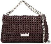 Stella McCartney 'Becks' weaved shoulder bag