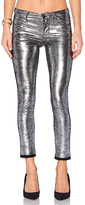 RtA Price Skinny in Metallic Silver. - size 27 (also in )