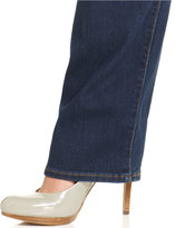 Levi's Plus Size 512 Perfectly Shaping Straight-Leg Jeans, Milky Night Wash