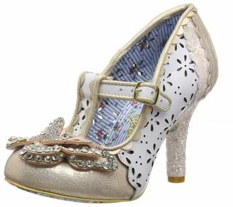 Irregular Choice Women Papillon Wedding Shoes