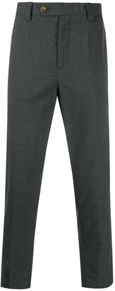Brunello Cucinelli Mid-Rise Straight Chinos