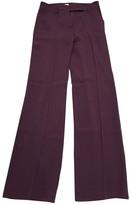 True Royal Purple Trousers for Women