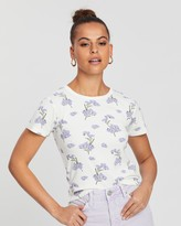 Urban Outfitters Bdg By Screen Print Tee