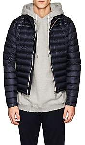 Moncler Men's Daniel Down-Quilted Jacket - Navy