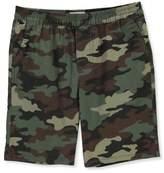 Levi's Boys' Shorts - olive camo, 14-16