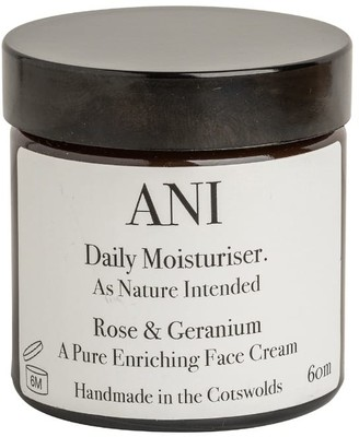Ani Skincare Rose & Geranium Daily Moisturiser