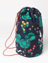 Boden Drawstring Bag