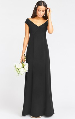 Show Me Your Mumu Zurich Knot Gown