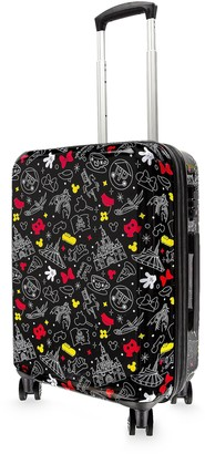 Disney Parks Rolling Luggage Small 21''