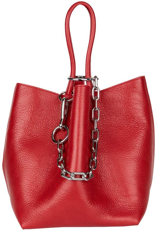 Alexander Wang Large Leather Roxy Tote Bag