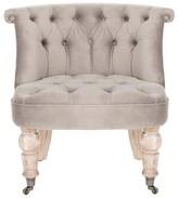 Safavieh Upholstered Chair Light Grey