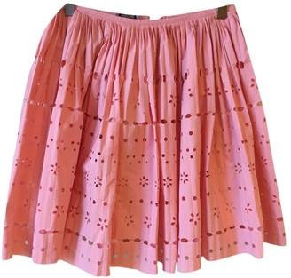 Moschino Pink Skirt for Women
