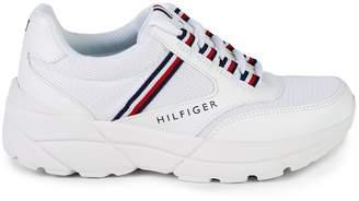 Tommy Hilfiger Twernie Mesh Platform Runners