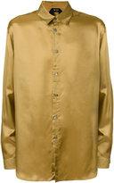 No.21 classic long-sleeved shirt