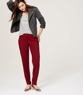 LOFT Tall Textured Pencil Pants in Julie Fit