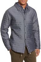 Relwen Snap Front Down Jacket
