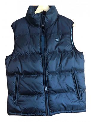 Schott Black Polyester Jackets